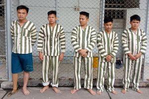Nhóm giang hồ bắt cóc, tống tiền bị tóm gọn