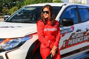 Nữ hoàng đường đua trở lại Việt Nam trong lễ ra mắt Triton 2019