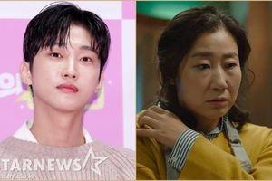 Jinyoung (B1A4) tiết lộ cảnh hôn và bị tiền bối Ra Mi Ran tát 'sấp mặt' tại họp báo 'The Man Inside Me'