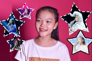 Sở hữu fanclub riêng, Hà Quỳnh Như nói gì về những áp lực trước thềm chung kết Giọng hát Việt nhí 2018?