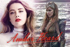 Vượt ra khỏi hình tượng công chúa Mera, Amber Heard sở hữu cả đại dương hoài bão