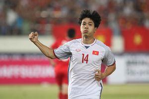 Công Phượng sẽ là 'số 9 ảo' hay 'siêu dự bị' tại Asian Cup 2019?