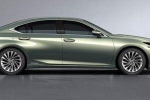 Lexus chốt giá bán mẫu xe hoàn toàn mới tại Việt Nam