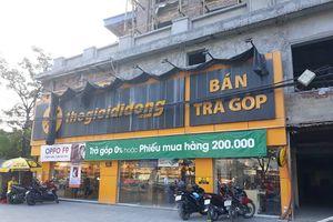 Cầu Giấy - Hà Nội: Hàng loạt công trình xây dựng sai phép phá vỡ quy hoạch?