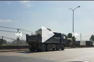 Đồng Nai: 'Làm sao có chuyện xe quá tải vô tư đi được trên QL 51'?