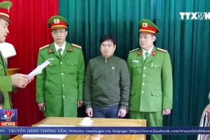 Bắt tạm giam đối với 2 cán bộ phòng nông nghiệp huyện Bắc Quang, Hà Giang