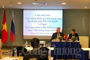 Dấu ấn mối quan hệ Việt Nam - Liên bang Nga