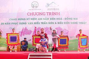 320 năm hình thành và phát triển vùng đất Biên Hòa - Đồng Nai