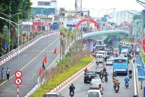 Hà Nội tập trung xóa 31 điểm ùn tắc giao thông