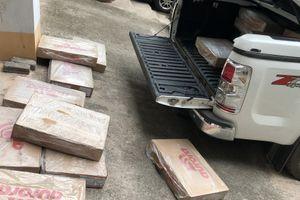 Bắc Giang: Trên 450kg cánh gà lậu bị bắt trên đường tới quán nhậu