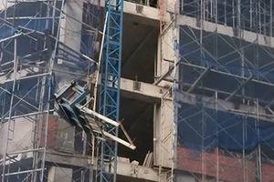 Công nhân rơi từ tầng 6 công trình xuống đất tử vong