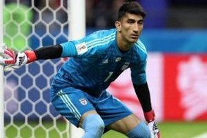 Thủ môn Iran lo gặp Việt Nam ở Asian Cup