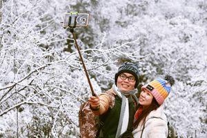 Chuẩn bị cho chuyến săn tuyết Sa Pa thành công nhờ mẹo hay