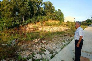 1 chủ tịch phường bị cách chức vì sai phạm về đất đai