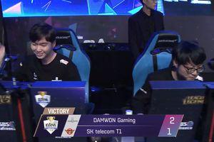 Highlight SKT T1 bất ngờ thua Damwon Gaming