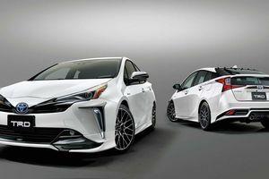 Toyota Prius 2019 thể thao và cá tính hơn với phiên bản TRD
