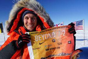 Người đầu tiên độc hành xuyên Nam Cực