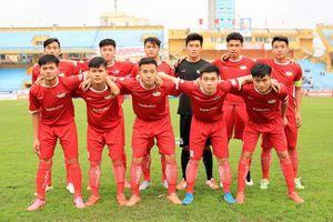 7 đội bóng tham dự Giải bóng đá Viettel Mở rộng 2019