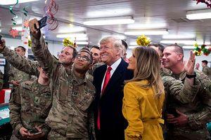 Tổng thống Mỹ bất ngờ đến Iraq