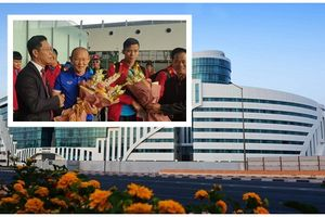 Bên trong khách sạn sang chảnh Đội tuyển Việt Nam ở tại Qatar