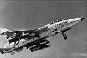 Ngạc nhiên tiêm kích được Mỹ coi như F-35 trong Chiến tranh Việt Nam