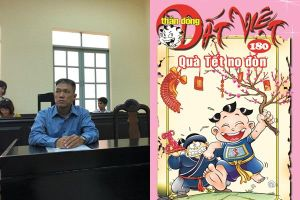 Vụ kiện quyền tác giả truyện 'Thần đồng đất Việt': Sau 12 năm chờ đợi, phiên tòa tiếp tục hoãn