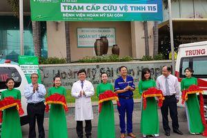 6 bệnh viện tư nhân tham gia hệ thống cấp cứu 115 tại TP.HCM