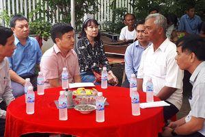 Lãnh đạo EVN Genco 1 đến viếng 4 công nhân tử nạn tại Nhiệt điện Duyên Hải