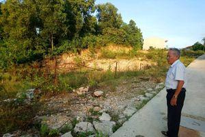 Cách chức chủ tịch phường vi phạm quản lý đất đai