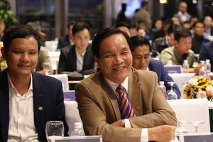 Ông Cấn Văn Nghĩa giữ nhiều chức vụ quan trọng của VFF