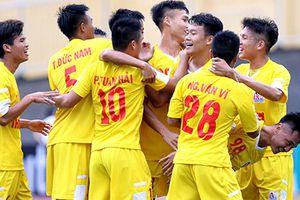 Hà Tĩnh làm 'cú đúp' tổ chức 2 giải U.21 Báo Thanh Niên năm 2019