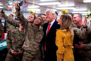 Ông Trump không giữ lời tuyên bố tăng lương cho quân nhân Mỹ?