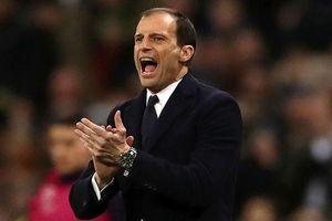 HLV Juventus nói gì khi thoát thua Atalanta nhờ Ronado?
