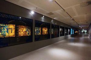 Dự án nghệ thuật dưới hầm nhà Quốc hội là sự kiện tiêu biểu của năm