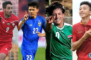 Đoàn Văn Hậu lọt top 5 cầu thủ trẻ nhất Asian Cup 2019