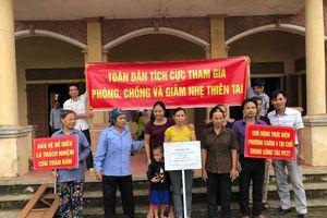 Chi cục Đê điều và PCLB Hà Nội: Chủ động trong công tác phòng chống thiên tai năm 2018