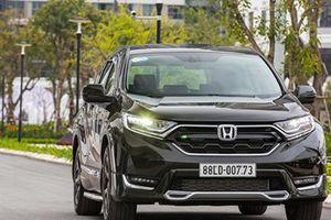 Honda CR-V tiếp tục tăng giá bán dù lộ nhiều nhược điểm