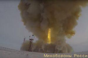 Sức mạnh thực sự của tên lửa siêu thanh Mach 27 vô đối Nga vừa thử nghiệm