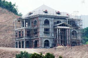 Nhiều cán bộ bị kỷ luật vì để vi phạm trật tự xây dựng
