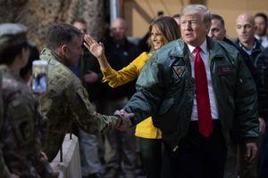 Trump vô tình đẩy đội đặc nhiệm SEAL vào nguy hiểm