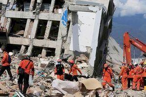 Động đất 6,1 Richter làm rung chuyển miền Đông Indonesia
