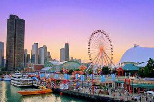 Những địa điểm du khách không thể bỏ qua khi tới Chicago