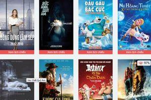 Phim hay chiếu rạp dịp nghỉ Tết dương lịch 2019