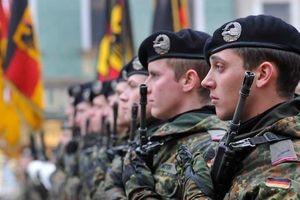 Quân đội Đức lên kế hoạch tuyển dụng lính ngoại