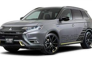 Tháng 1/2019, Mitsubishi ra mắt thêm bản thể thao của 3 mẫu xe