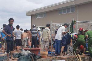 4 công nhân ngạt khí tử vong tại Nhà máy Nhiệt điện Duyên Hải