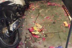 Nghệ An: Đốt pháo trước lễ rước dâu, 4 thanh niên bị khởi tố
