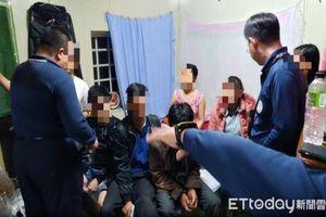 Hà Nội họp khẩn với hai công ty du lịch để du khách 'mất tích' tại Đài Loan