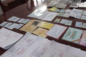 Triệt phá nhóm đối tượng làm giả hồ sơ vay trả góp, chiếm đoạt hơn 3 tỷ đồng