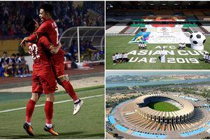 Cận cảnh 8 sân vận động hoành tráng thi đấu VCK Asian Cup 2019